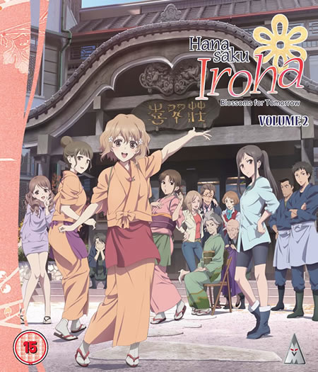 Hanasaku Iroha - Blossoms For Tomorrow Part 2