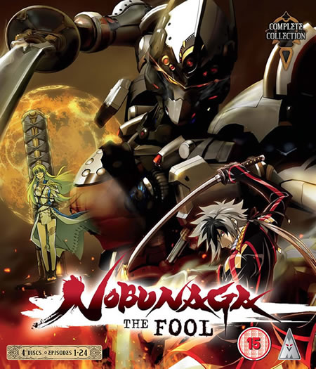 Nobunaga the Fool [Blu-Ray]