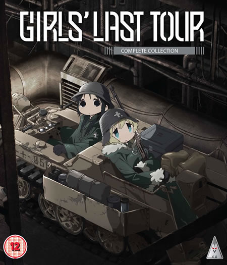 Girls' Last Tour Collection