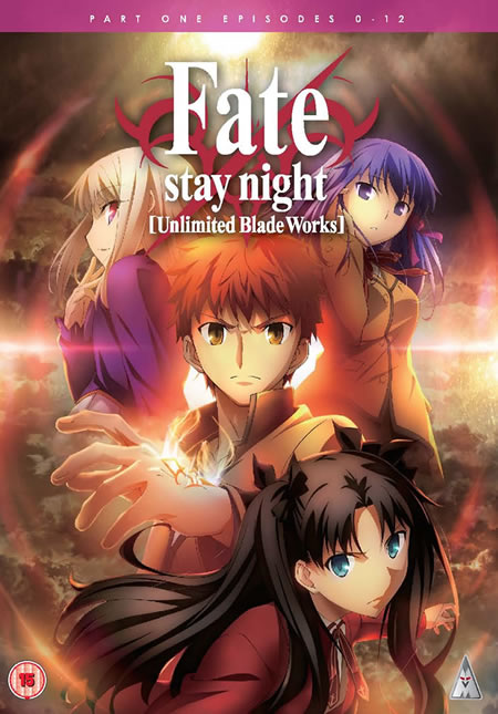 Fate/Stay Night: Unlimited Blade Works Part 1