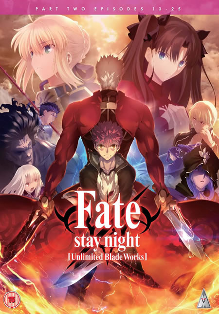 Fate/Stay Night: Unlimited Blade Works Part 2
