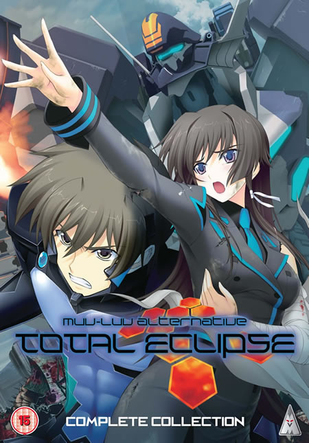Muv-Luv Alternative: Total Eclipse Collection