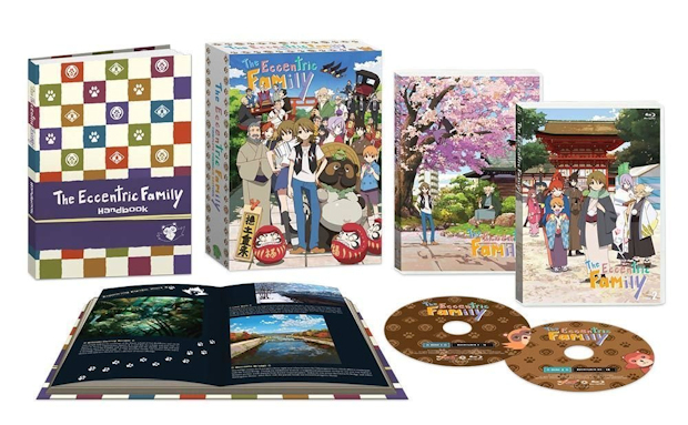The Eccentric Family Special Edition